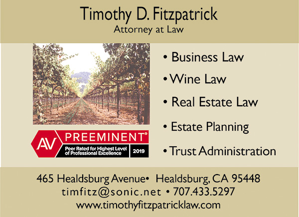 Timothy Fitzpatrick, Attorney