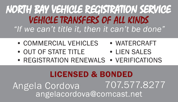North Bay Vehicle Registration Service