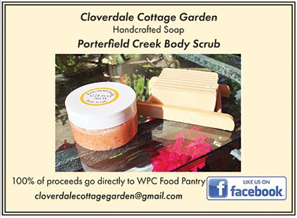 Cloverdale Cottage Garden