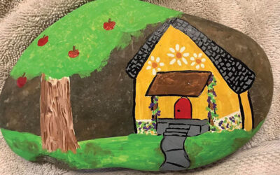 Experience the Joy of Cloverdale Fairy Doors & Painted Rocks