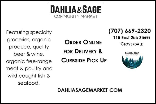 Dahlia & Sage Community Market