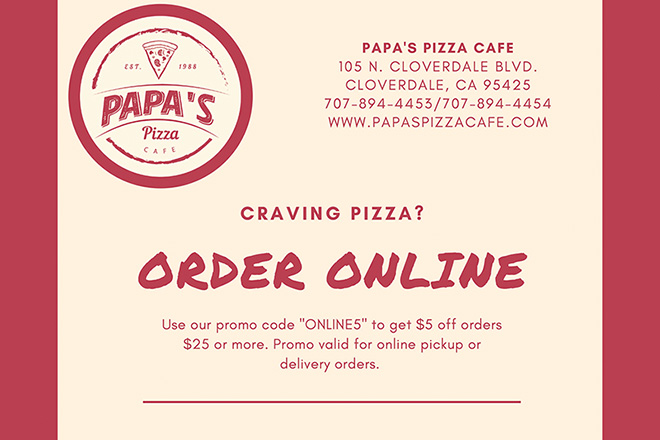 Papa's Pizza Cafe