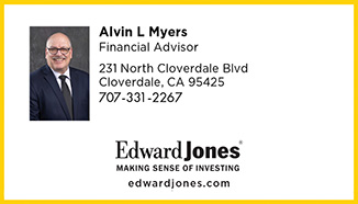 Al Myers, Edward Jones