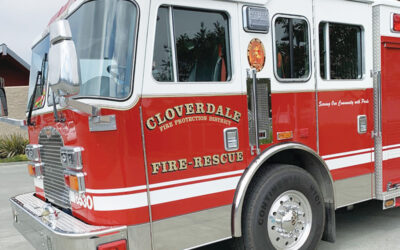 Be a Good Neighbor – Keep our  Cloverdale Community Fire-safe