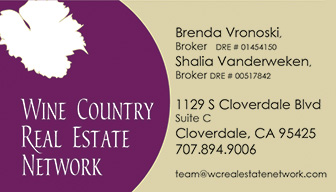 Wine Country Real Estate Network