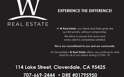 W REAL ESTATE – NEW LISTINGS – OCTOBER
