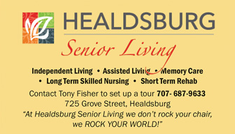 Healdsburg Senior Living