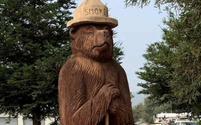 "Cloverdale's Own ""Smokey the Bear"""