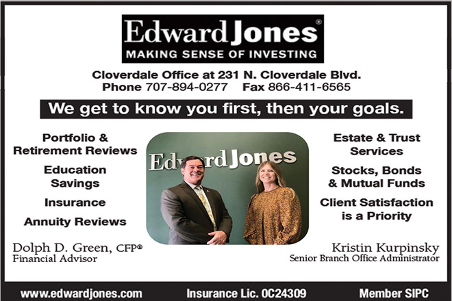 Edward Jones - Dolph D Green, DFP®