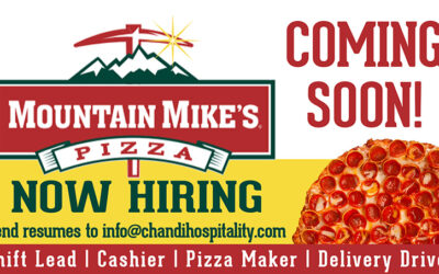 Mountain Mike's Coming Soon