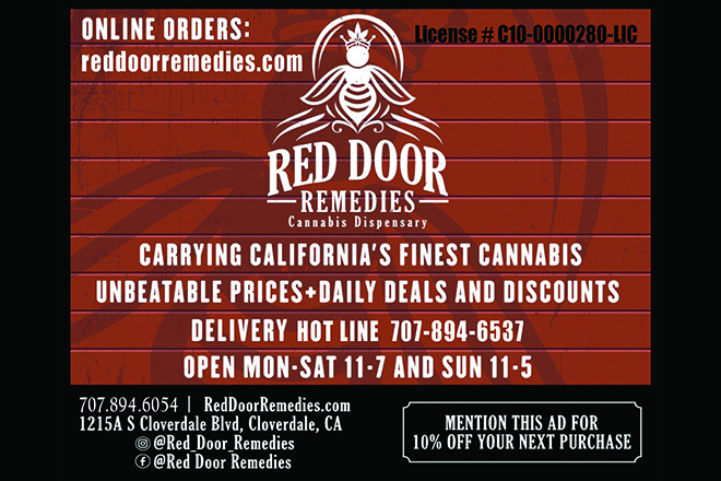 Red Door Remedies Canabis Dispensary