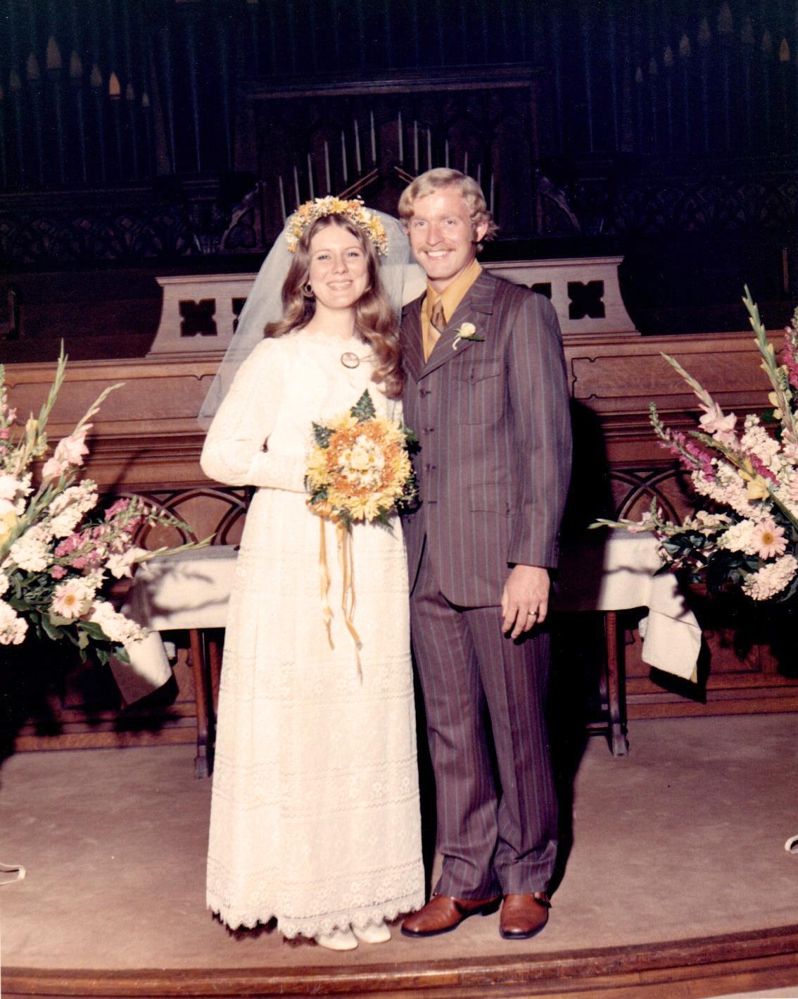 Michael & Beverlee Laird Celebrate 50th Anniversary