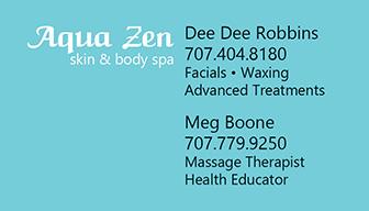 Aqua Zen skin & body spa