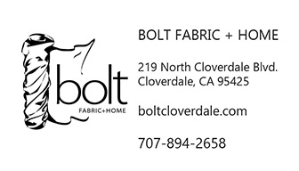 Bolt Fabric