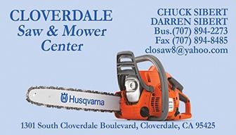 Cloverdale Saw & Mower Center