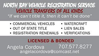North Bay Vehicle Registration Service
