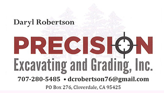 Precision Excavation and Grading, Inc.