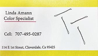 linda amann - color specialist