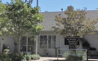 Welcome Back to the Cloverdale  Senior Multipurpose Center – Melanie Hall