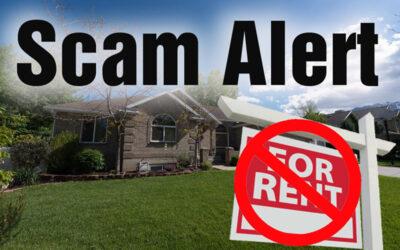 Beware of Rental Scams – Anne Miserlian Baker