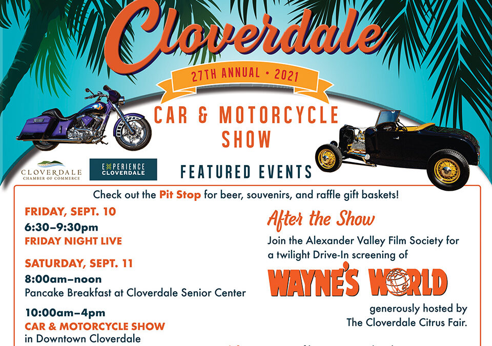 Cloverdale Car & Motorcycle Show